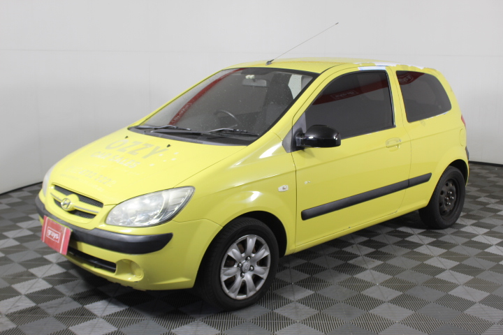 2007 Hyundai Getz 1.6 TB Manual Hatchback