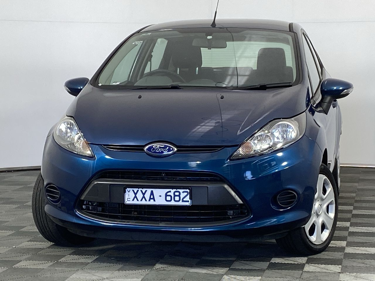 2010 Ford Fiesta CL WT Automatic Hatchback