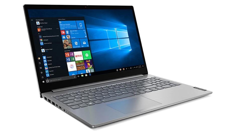 Lenovo ThinkBook 15-IML 15.6-inch Notebook, Grey