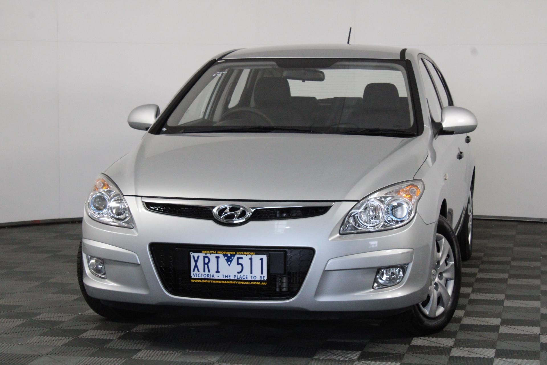 2010 Hyundai i30 SX 1.6 CRDi FD Turbo Diesel Automatic Hatchback