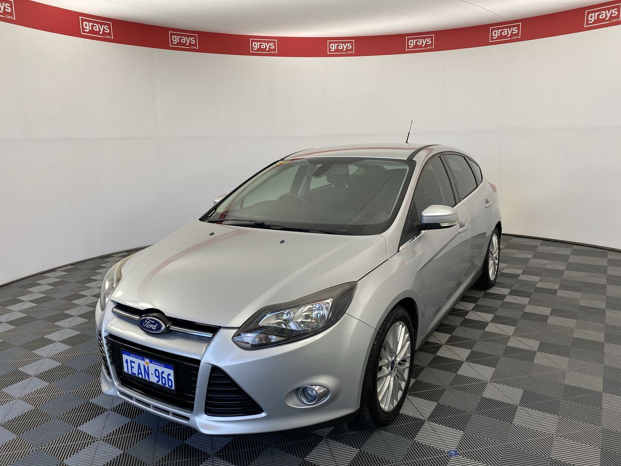 2012 Ford Focus Sport LW Automatic Hatchback