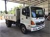 2013 Hino Series 500/Euro 1022 4 x 2 Tipper Truck