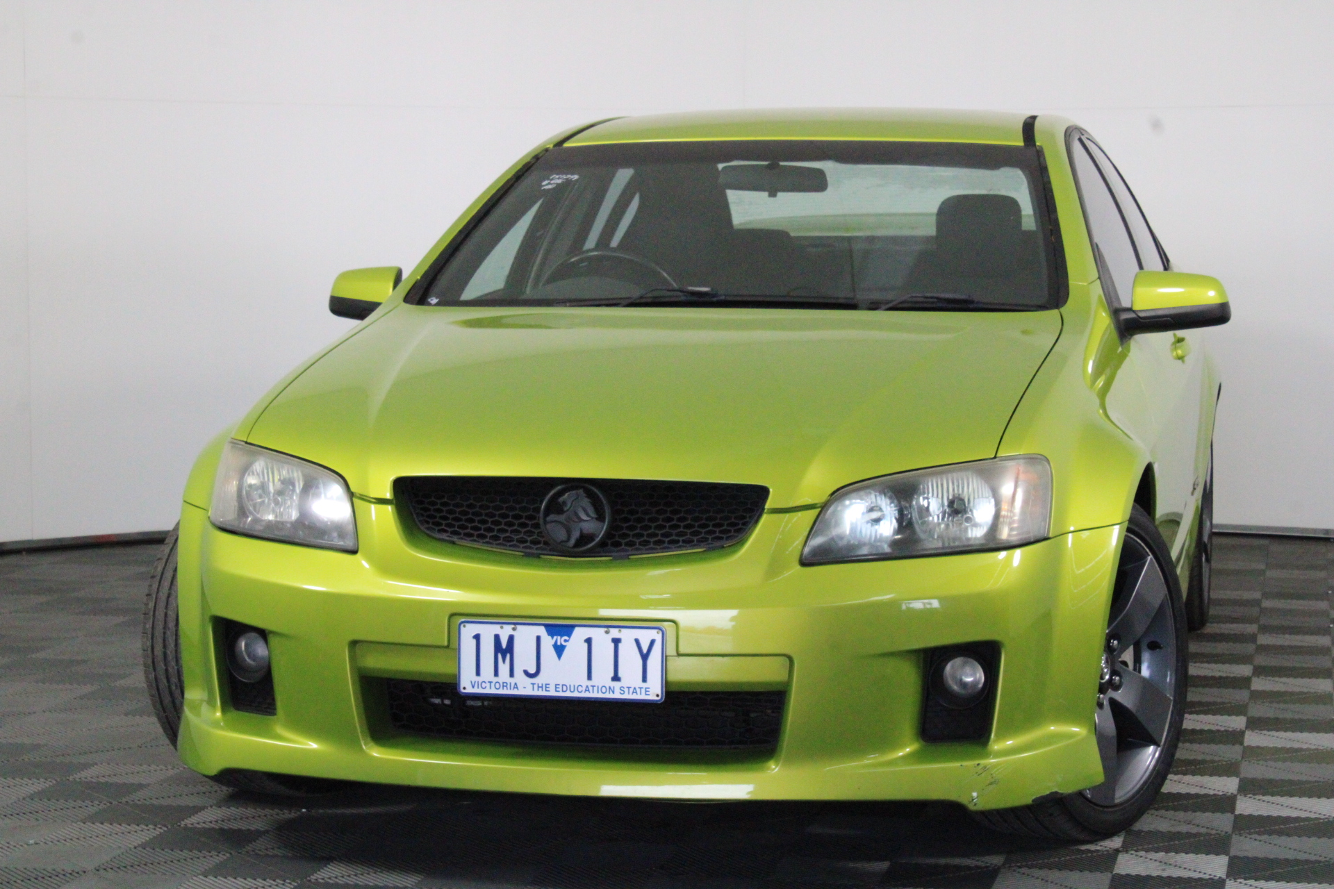 2008 Holden Commodore SS VE Manual Sedan