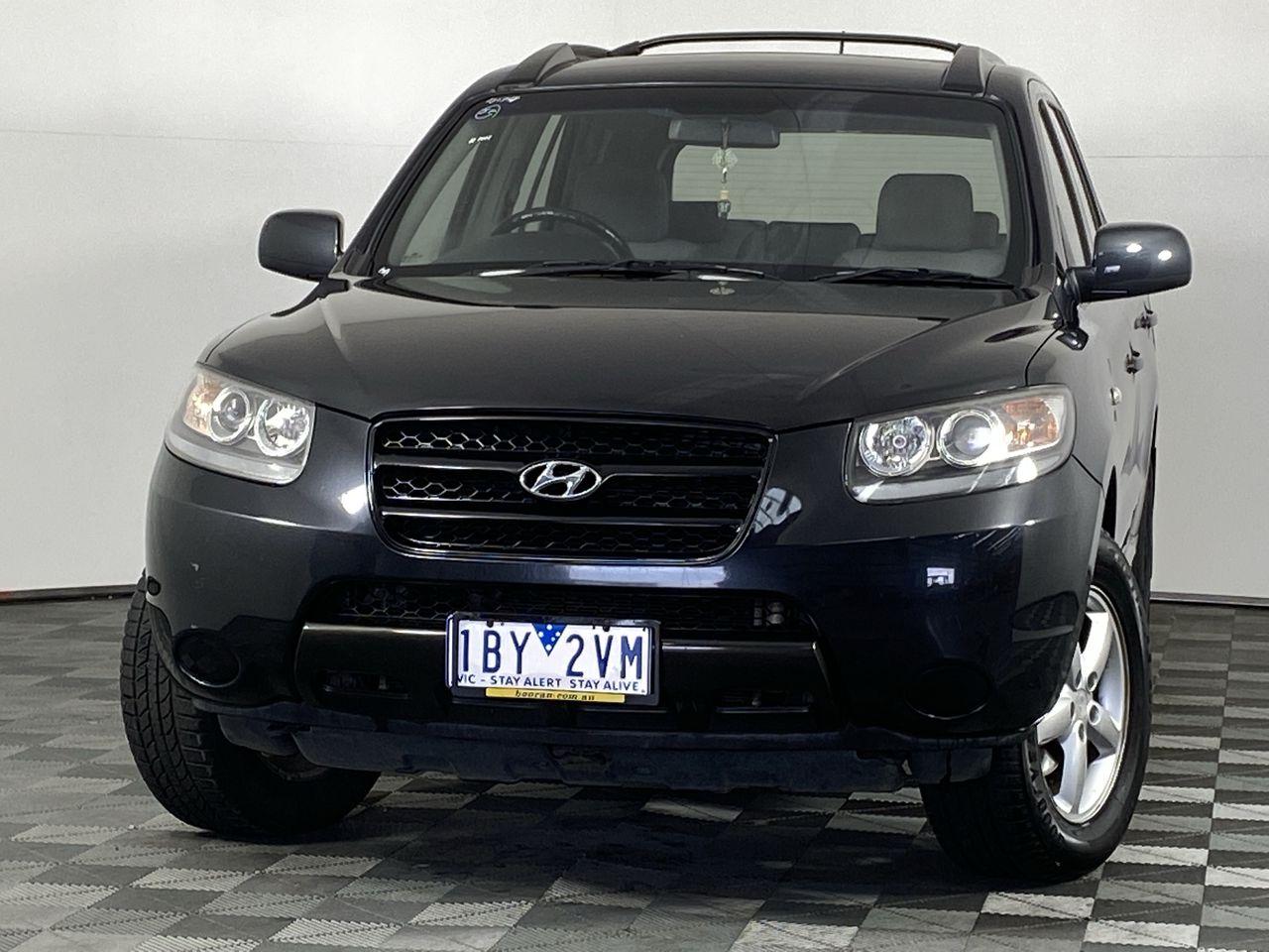 2007 Hyundai Santa Fe SLX (4x4) CM Automatic Wagon