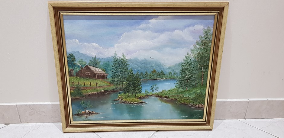 Homestead By The Lake