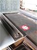 Black Steel Bakers Trays