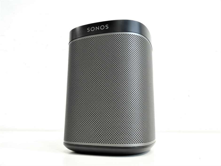 Sonos Play:1 - Compact Wireless Smart Speaker - Black