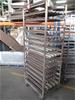 Steel Bakers Trolley - 15 Shelf