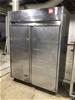 Williams NHG2T Commercial Freezer on Castors