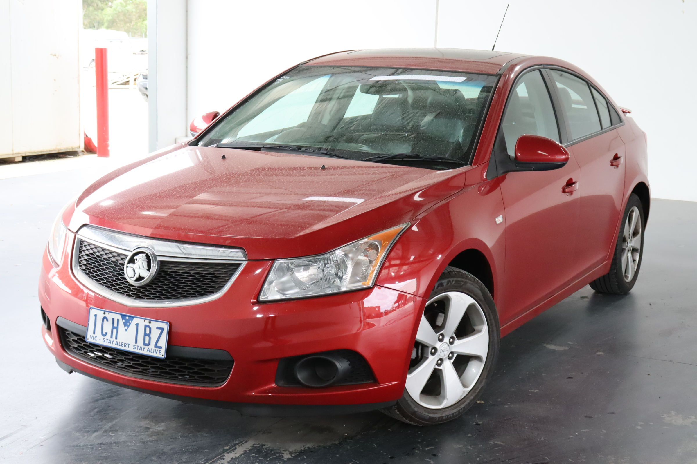 2011 Holden Cruze CD JH Automatic Sedan (WOVR Inspected)