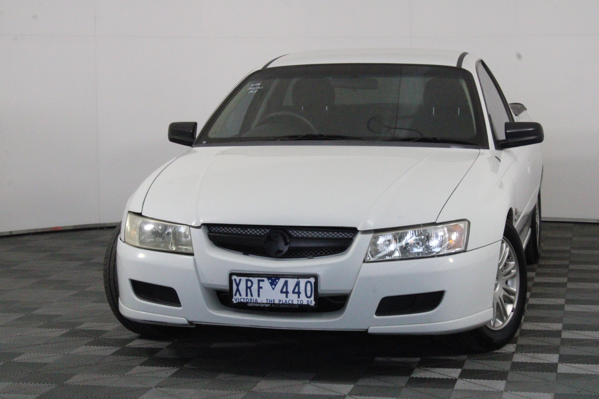 2004 Holden Commodore VZ Automatic Ute