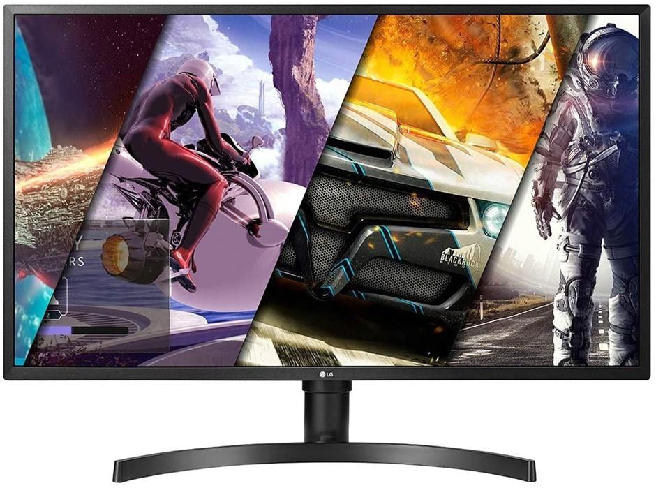 LG 32`` Monitor, 4K UHD, Model 32UK550-B, 4ms (GTG), Radeon FreeSync, DCI-P