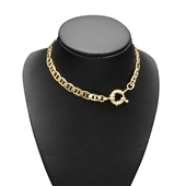 Chunky Classic Yellow Gold Jewellery Sale