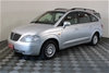2008 Ssangyong Stavic 2.7 Xdi Turbo Diesel Automatic 7 Seats People Mover