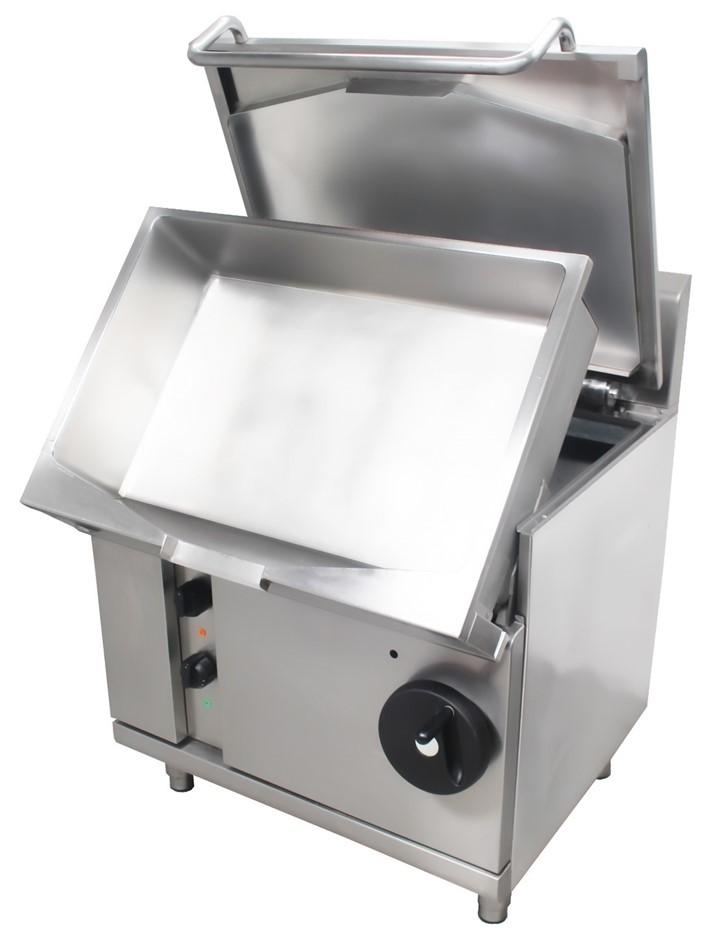 WALDORF GAS TILTING BRATT PAN