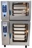 RATIONAL SELF COOKING CENTRE SCC62 & SCC 102 ELECTRIC 32 TRAY COMBI OVEN