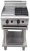WALDORF 800 SERIES GAS COMBINATION CHARGRILL/HOTPLATE