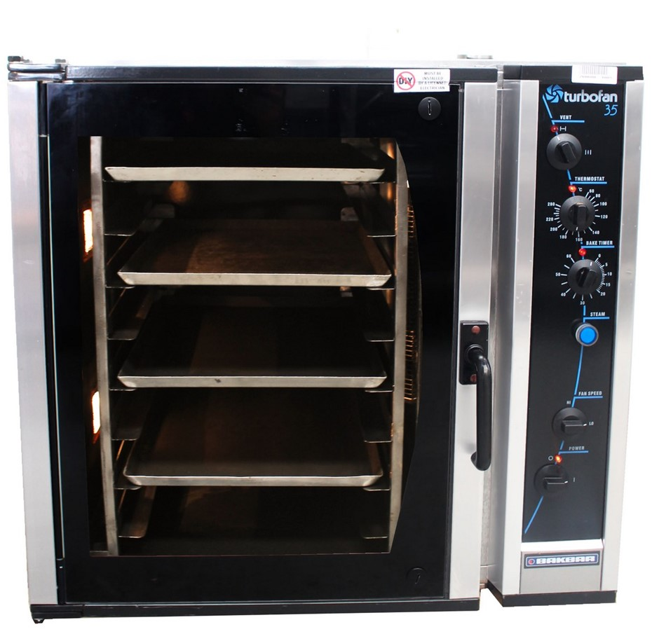 BAKBAR TURBOFAN CONVECTION OVEN