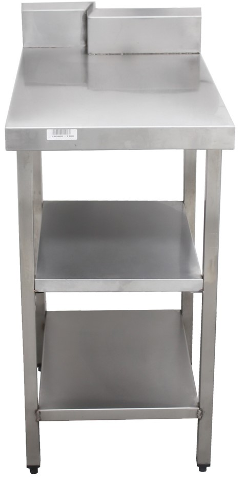 STAINLESS STEEL FILL IN BENCH