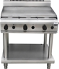 WALDORF 800 SERIES GAS 900mm GRIDDLE PLATE