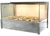 BONVUE HEATED WET PAN Bain Marie SQUARE COUNTER TOP