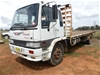 1993 Hino FE3H Series Tray Body Truck