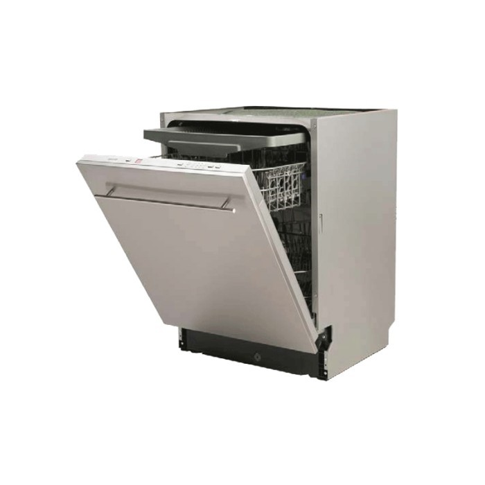 Euro 60cm Freestanding Dishwasher, Model: EDS14PFINTD