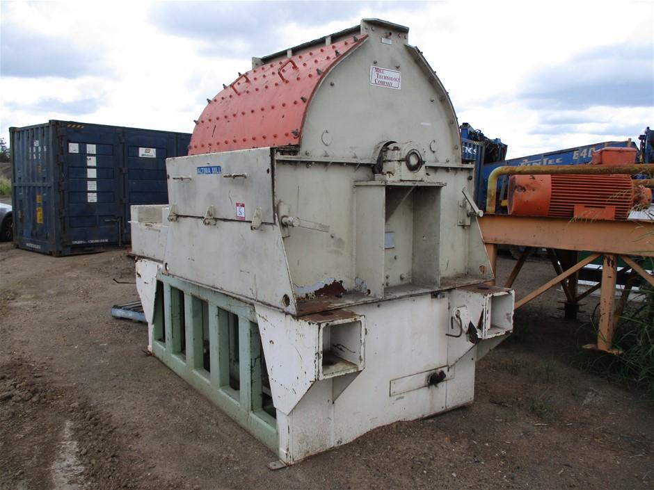 Altima Heavy Duty Hammer Mill