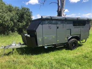 2021 Armor CX12 Hybrid Caravan