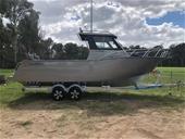 Unused 2021 WILDSEA 755 Boat