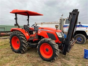 Kioti RX7620 Tractor