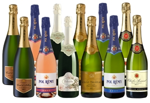 Mixed Imported Bubbles Pack #2 (12x 750m