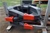 Purpose Built 3 Finger Rotating Hydraulic Grab