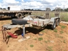 1995 Classic trailers Beaver Tail Plant Trailer