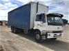 <p>1996 UD Nissan Diesel  PK 310 6 x 2 Curtainsider Rigid Truck</p>