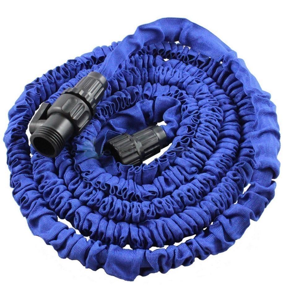 MAGIC Hose 15M Expandable Garden Hose c/w Spray Nozzle Gun, Light Weight. B