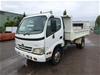 2009 Hino 300c 4 x 2 Tipper Truck