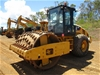 2012 Caterpillar CS56 Roller Smooth Drum - Pad Foot Kit Fitted
