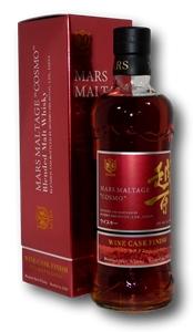 Mars Maltage Cosmo Wine Cask Blended Jap