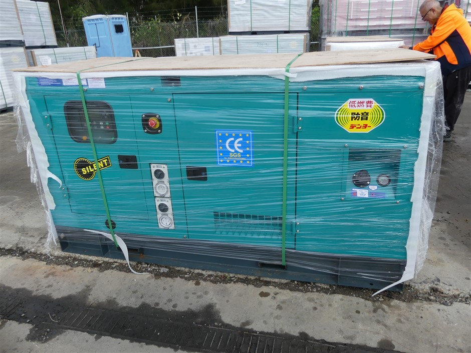 Unused Ashita AG3-40 Sound Proof Generator