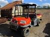 Kubota  RTV900 4x4 2 seater Quad, 1160 km indicated