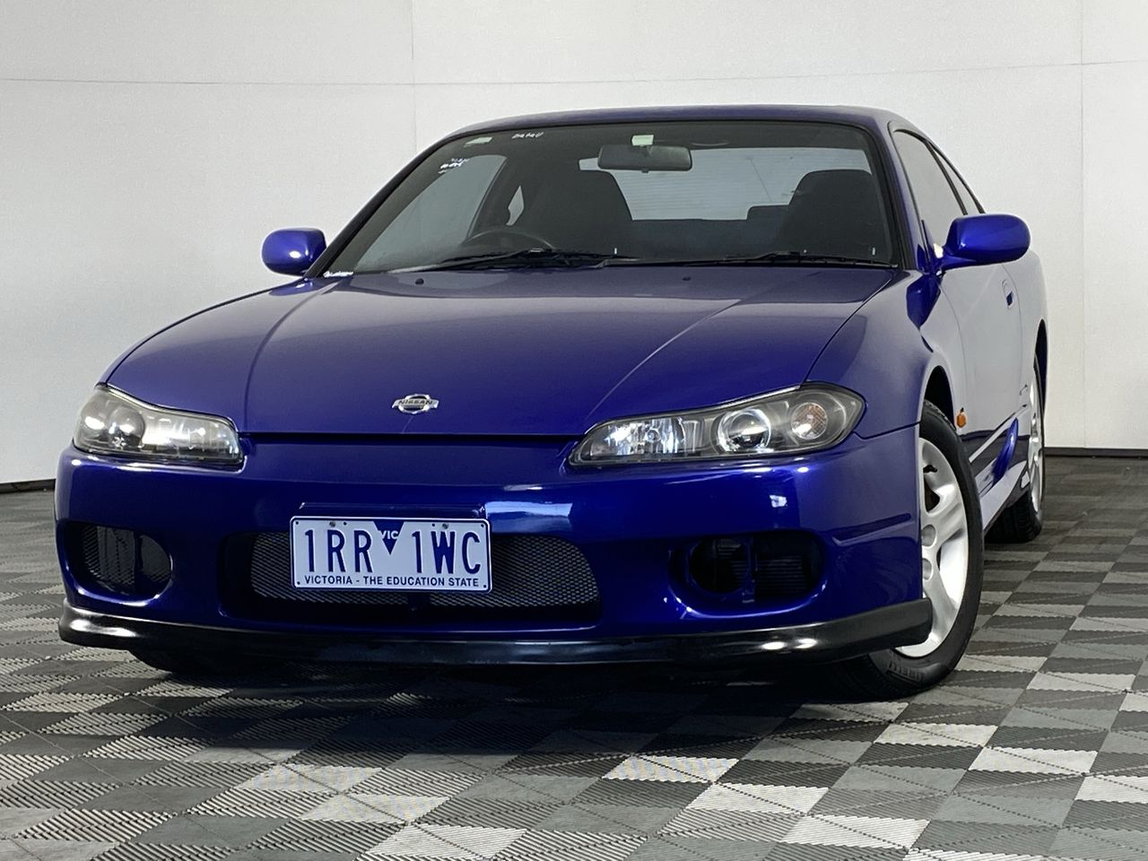 2001 Nissan 200 SX SPEC R S15 Manual Coupe(WOVR+INSPECTED)