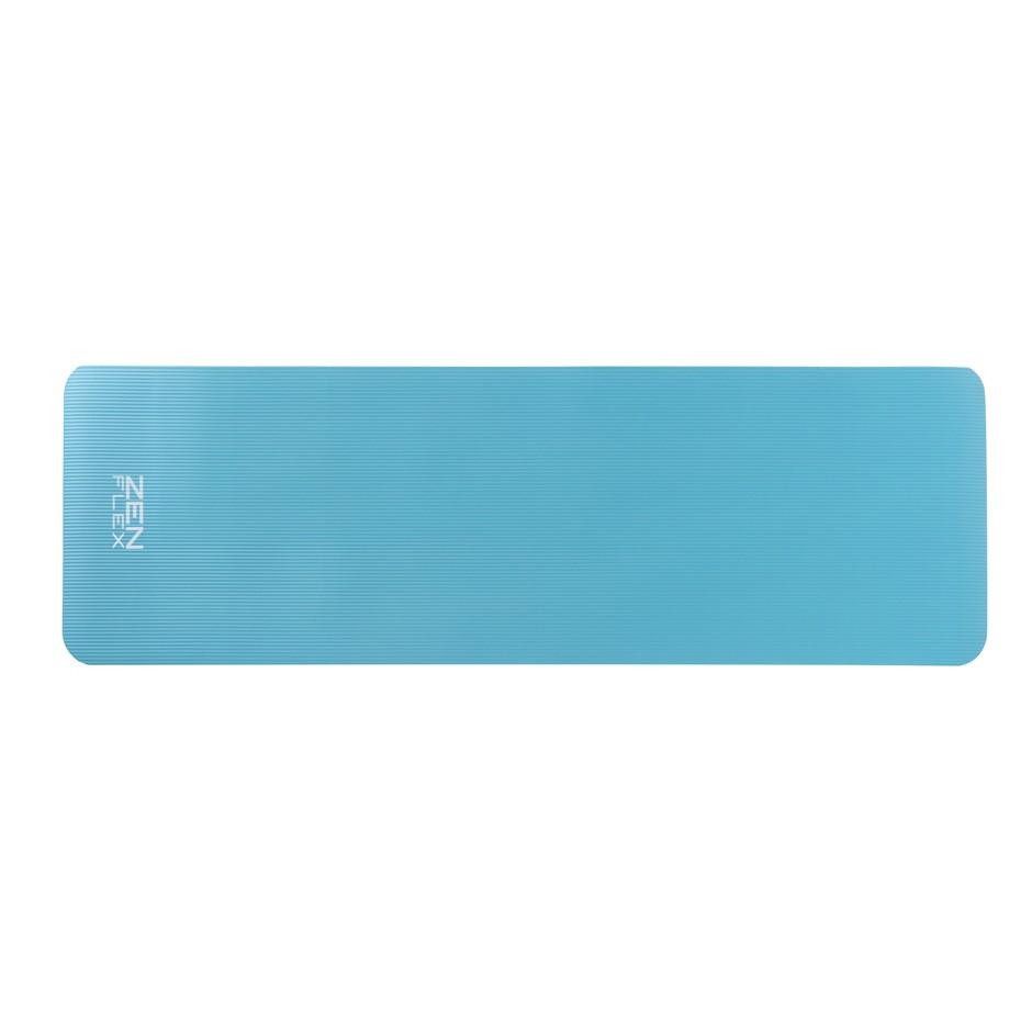Zen Flex Fitness Exercise and Yoga Mat - 183x61x1cm