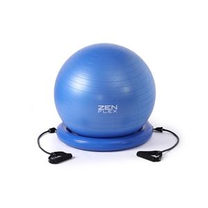 Zen Flex Fitness Training Yoga Ball - Ba