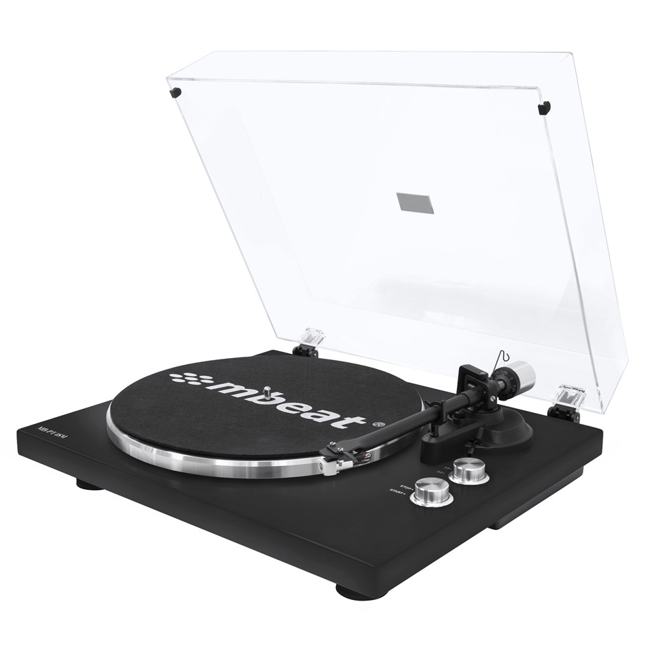 mbeat PT-18M Bluetooth Turntable Player