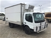 2001 Mazda T4600 4 x 2 Refrigerated Body Truck