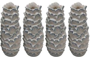 Sea Flora Vase - Set of 4 (Small) (16022