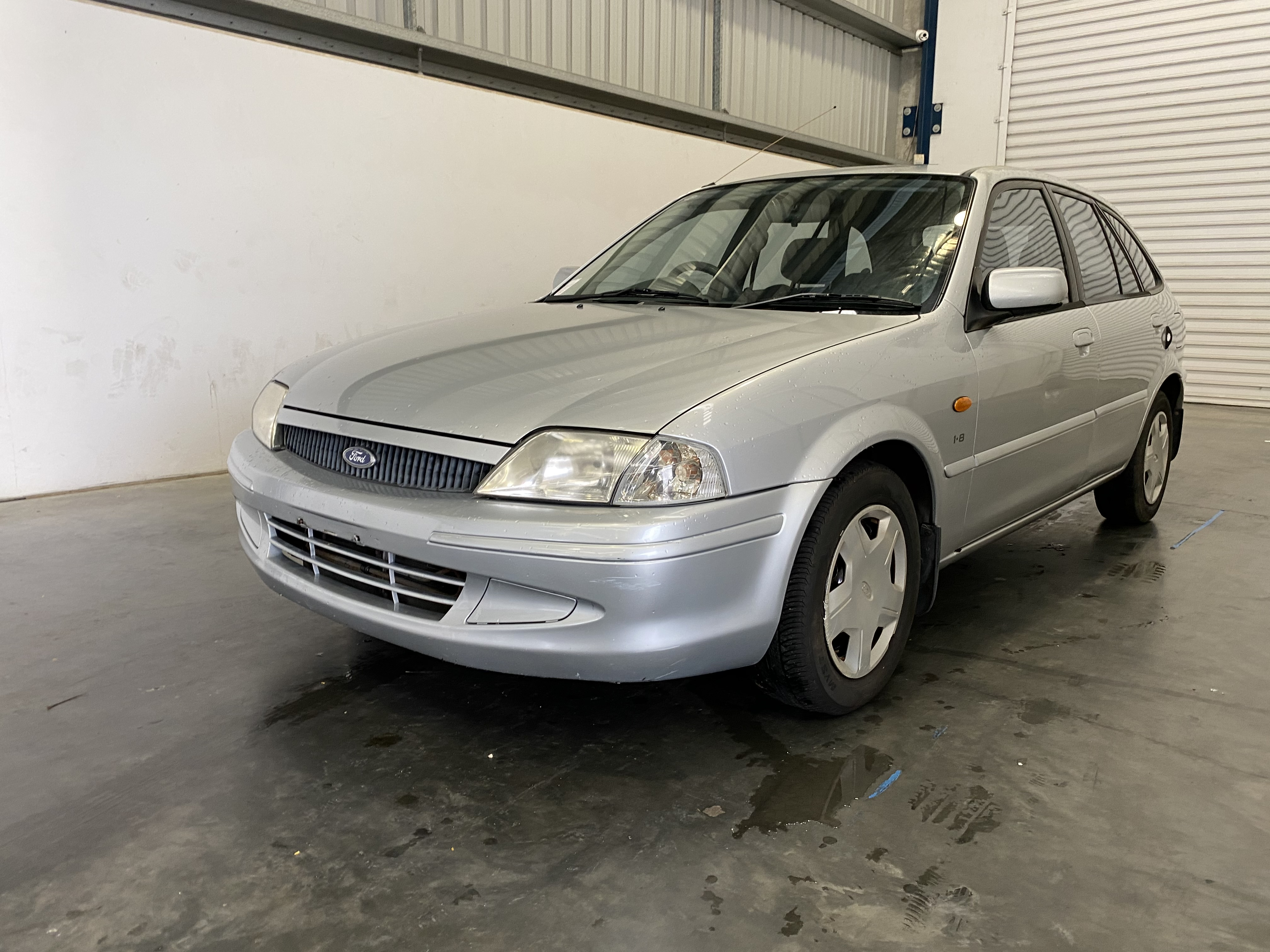2000 Ford Laser GLXI KN Automatic Hatchback