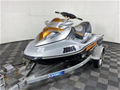 2008 Seadoo RXT 225 Supercharged 3 Seater