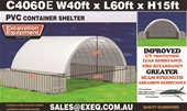 2021 Unused Container Shelters - Toowoomba